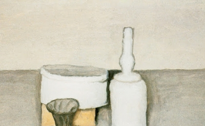 (detail) Giorgio Morandi, Still Life