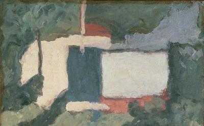 Giorgio Morandi, Landscape 1962 (Museo Morandi – Comune di Bologna, Bologna)