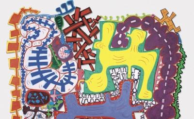 Elizabeth Murray, Do the Dance, 2005 (Museum of Modern Art, New York)