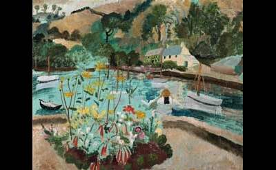 Winifred Nicholson, Summer,1928 (© The Trustees of Winifred Nicholson)