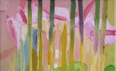 (detail) Joe Packer, Superstrake, 2013, oil on canvas, 30cm x 25cm (courtesy of