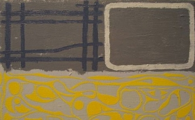 Peter Acheson, Untitled, 2004, Oil on Canvas, 8 x 10 inches  (courtesy Brick Wal