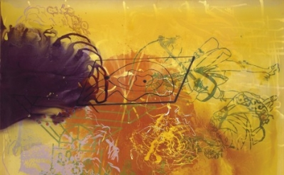 Sigmar Polke, Laterna Magica, 1988-1996 (Christie's Images Ltd.)