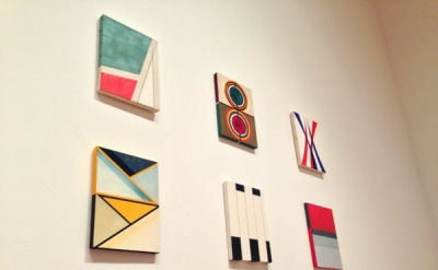 Installation View: Antonio Adriano Puleo: Sculpted Paintings & Painted Sculpture