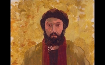 (detail) Paul Resika, Self Portrait, 1974, oil on canvas, 24 x 19.75 inches (cou
