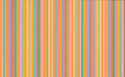 Bridget Riley, Aria, 2012 (© Bridget Riley 2017)