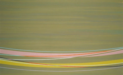 Carol Robertson, Colour Field 6, 2012, oil on canvas 50 x 60 inches (courtesy of