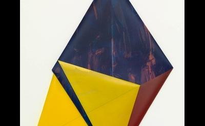(detail) Dorothea Rockburne, Radiance, 1982 (© Dorothea Rockburne. Image courtes