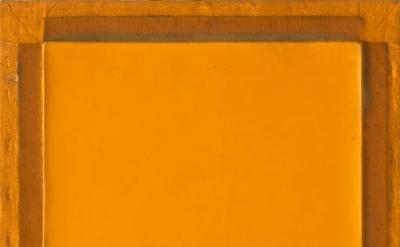 (detail) Julia Rommel, The Green Hills of Africa, 2013, oil on linen, 43 x 35 cm