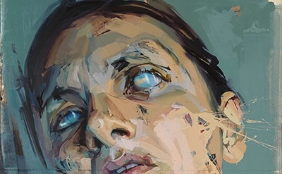 (detail) Jenny Saville, Atonement Studies: Central Panel (Rosetta), 2005-06 (c)