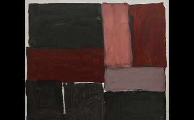 (detail) Sean Scully, Kind of Red, 2013 (courtesy of Timothy Taylor Gallery)