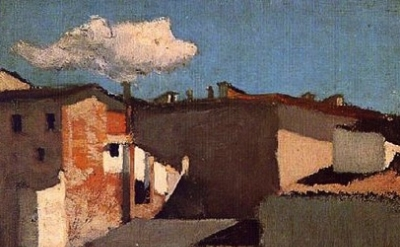 (detail) Raffaello Sernesi, Solé (date unknown)