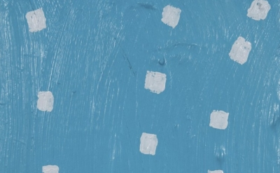 (detail) Peter Shear, Let's Hang Out, 10 x 8 inches, acrylic on canvas, 2013 (co