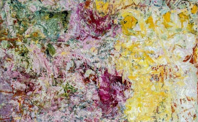 (detail) Anne Smart, Plain Air, 2015, 33 x 28cm, oil on board (courtesy of the a