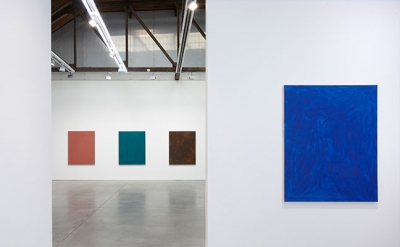 Installation View: Josh Smith at Luhring Augustine Chelsea