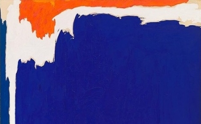(detail) Clyfford Still, PH-131, 1951, oil on canvas, 117 x 105 inches (© Clyffo