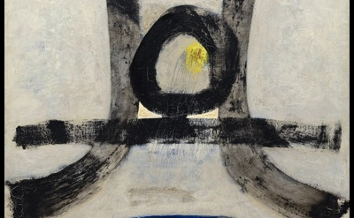(detail) Kumi Sugaï, June (1957), oil on canvas, 63-5/8 x 51 inches (courtesy Th