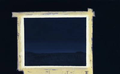 Sylvia Plimack Mangold, Carbon Night, 1978