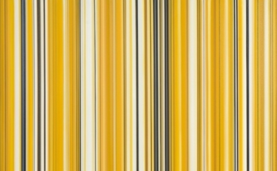 (detail) Cornelia Thomsen, Stripes No. 71, 2013, oil on canvas, 48 x 32 inches (