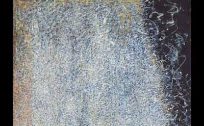(detail) Mark Tobey, Edge of August, 1953 (© 2014 Estate of Mark Tobey/Artists R