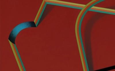 (detail) Tomma Abts, Hepe, 2011, courtesy greengrasi, London