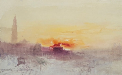 (detail) Mark Van Proyen reviews J.M.W. Turner: Painting Set Free at the de Youn