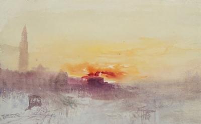 (detail) Mark Van Proyen reviews J.M.W. Turner: Painting Set Free at the de Youn
