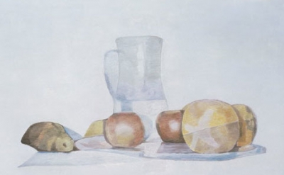 (detail) Luc Tuymans, Still Life, 2002 (courtesy of the artist)
