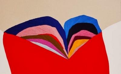 (detail) Amanda Valdez, Dwells Among Us, 2011 (courtesy of Denny Gallery, New Yo