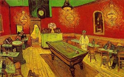 Vincent van Gogh, 1888, oil on canvas, 28.5 × 36.3 inches (Yale University Art G