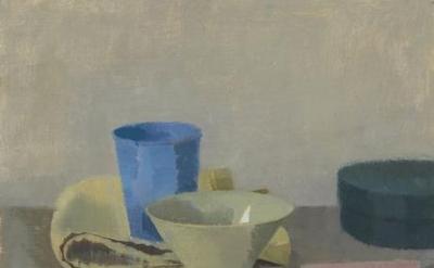Susan Jane Walp, Still Life II, 2013 (courtesy of Tibor de Nagy Gallery)