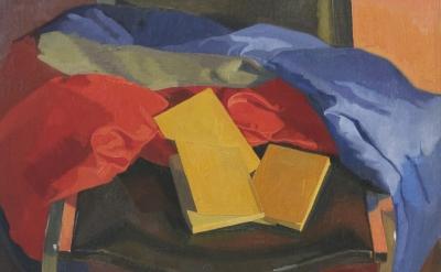 (detail) Tyler Wilkinson, Primary, 2012, oil on linen (courtesy of the artist)