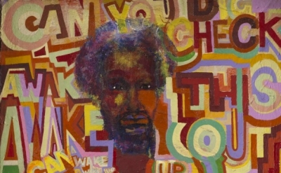(detail) Randall Miller reviews the exhibition AFRICOBRA: Philosophy at the Loga