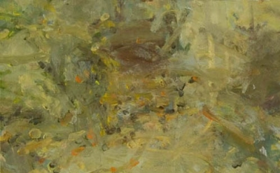 (detail) Jordan Wolfson, Interior in Seven Parts, Part 6, 2011, oil on linen, 28