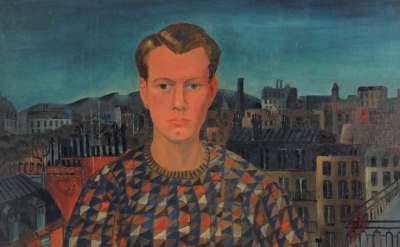 Christopher Wood, Self-portrait, 1927 (Kettle's Yard, University of Cambridge)