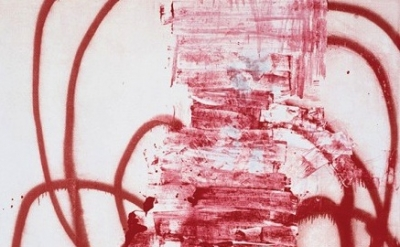 (detail) Christopher Wool, Untitled, 2001 (© Christopher Wool, courtesy of the S