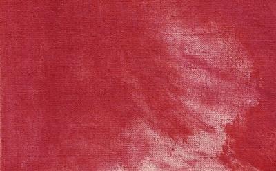 (detail) John Zurier, Sorgin, 2013, oil on linen, 21 x 15 inches (photo: Altoon