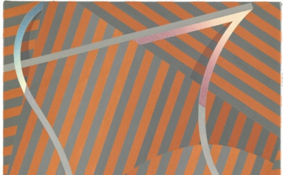 Tomma Abts, Zebe, 2010 (© Tomma Abts)