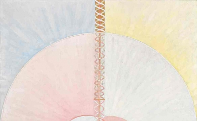 Hilma af Klint, The Dove, Noi (photograph: Albin Dahlström/Courtesy of Stiftelse
