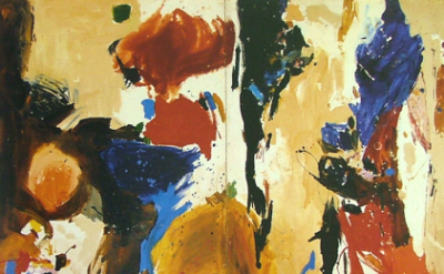 Gillian Ayres, Cumuli, 1959 (courtesy of the artist and Alan Cristea Gallery)