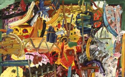 Gillian Ayres, Æolus, 1987 (Arts Council Collection, Southbank Centre, London © the artist)