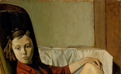 Balthus, Thérèse, 1938 (The Metropolitan Museum of Art, New York, Bequest of Mr.