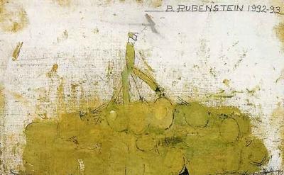 Barnet Rubenstein, Still Life, 1992-93