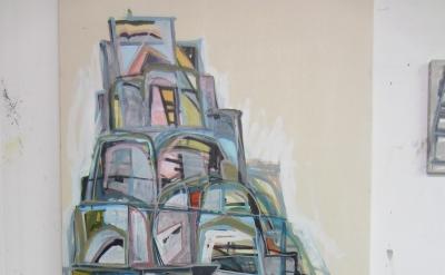 Karl Bielik, Tumble, 2013 (courtesy of the artist)