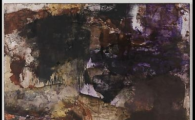 Bill Jensen, Dogan, 2011 Oil on linen 40 x 32 inches (courtesy Cheim & Read)