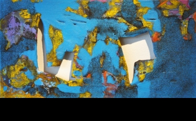 Martin Bromirski, Untitled, 2011, 12 x 24 inches (courtesy Storefront Bushwick)