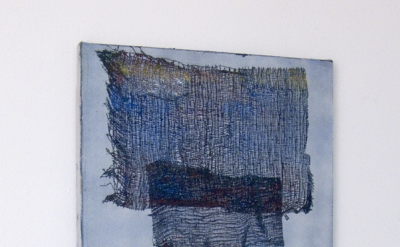 Clinton King, Filters, 2012, oil and enamel on canvas, 11 x 14 inches (courtesy