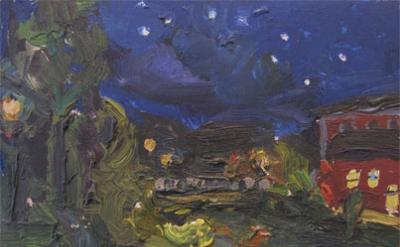Susanna Coffey, The Mill and Dipper, 1998 (courtesy of Steven Harvey Fine Art Pr