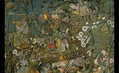 Richard Dadd, The Fairy Feller's Master-Stroke 1855-1864 © Tate, Oil on canvas,