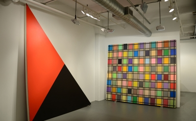 Mark Dagley: Installation View at Minus Space (courtesy of the artist and Minus